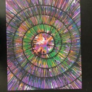 Spin art original piece